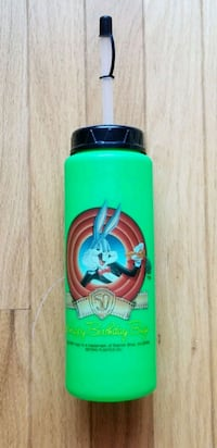 BUGS BUNNY 50TH ANNIVERSARY SQUEEZE BOTTLE  Sterling, 20165