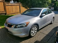 2008 Honda Accord Ex only 82,000 km Coquitlam