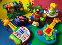 Assorted Baby/Toddler Musical Learning Toys Toronto, M1B