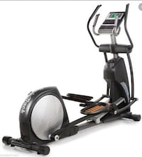 Elliptical  - NordicTrack AudioStrider 990 Pro Elliptical