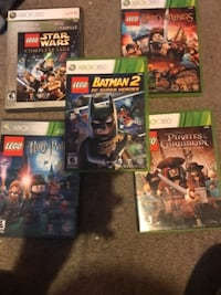 WORK WITH XBOX ONE various games for sale