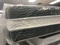 Double pillow top twin full queen king mattress and box and free shipping  Washington