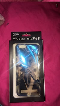 Gray and white justin bieber iphone 6 case pack Toronto, M6P