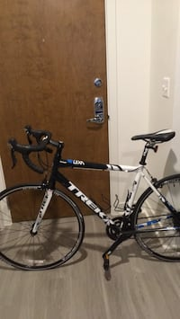 black and white road bike Rockville, 20850
