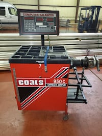 Coats 950C Spin Balancer West Lawn
