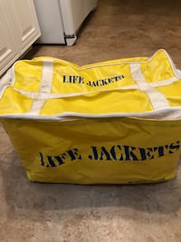 New Life Jacket Bag for boat Kissimmee, 34741