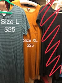 Assorted LuLaRoe Clothes Taneytown, 21787