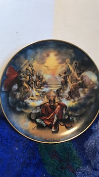 """Jacobs Ladder"" Plate by Yiannis Koutsis Sioux Falls, 57108"