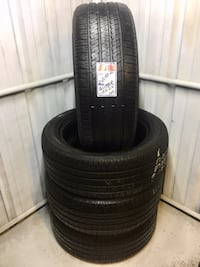 MATCHING SET OF 265-50-20 BRIDGESTONE ECOPIA  USED TIRES..ONLY THE BEST!!8 Dallas, 75229