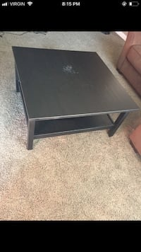 black wooden coffee table Airdrie, T4B 2X7
