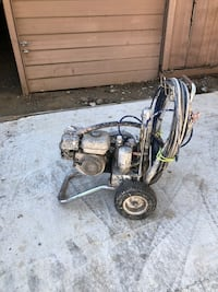 gray and black pressure washer Redding, 96001