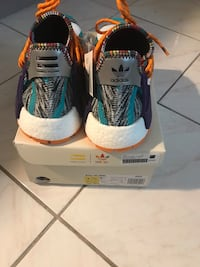 Brand new Pharrell Williams human race size 8 from adidas  Tampa, 33625