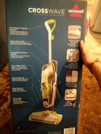 brand new bissell cross wave never been opened Vancouver, 98663