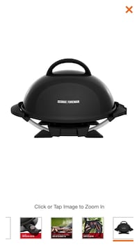 George Foreman Grill Spring Valley, 91978
