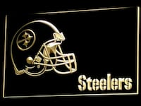 Pittsburgh Steelers LED Lights Mount Holly, 28120