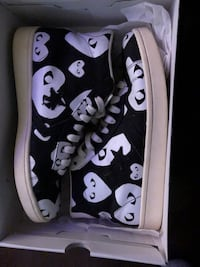Converse Comme des Garcons shoes. Size 11. Used   Mississauga
