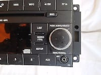 Dodge RES audio player Low BUS-CAN Calgary