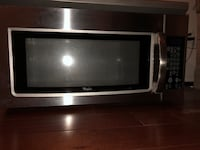 Stainless Steel Microwave Oven - Whirlpool Vienna, 22182
