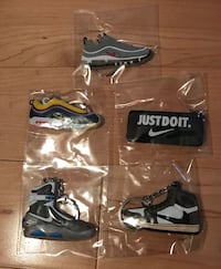 Nike Travis Scott, Sean Wotherspoon, Mag, silver bullets keychains Mississauga, L5V 2R3