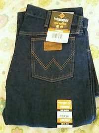 Wrangler FR new 33×34 Edinburg, 78539
