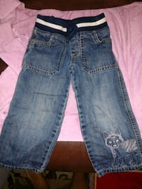 3yr Boys Racoon Jeans * crazy 8 Manchester, 03103