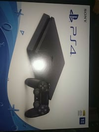 Sony PS4 console with controller box Toronto, M2N