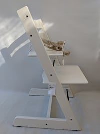STOKKE TRIPP TRAPP WHITE HIGHCHAIR FIRM PRICE Glendale