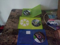 Xbox 360 game disc with case