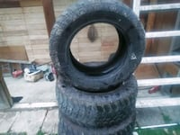 Mudders for sale no rims obo