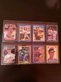 Mark McGwire Rookie Lot Toronto, M6C 2L3
