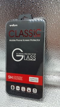 Walkas Glass Screen Protector for iPhone 6 Eastvale