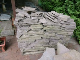 Landscaping stone, 1 pallet
