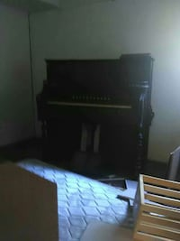 brown wooden upright piano New Castle, 19720