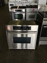 "30"" Kitchen Aid Stainless Steel Wall Oven Richmond"