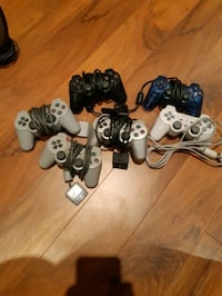 PS1/PS2 CONTROLLERS PLAYSTATION