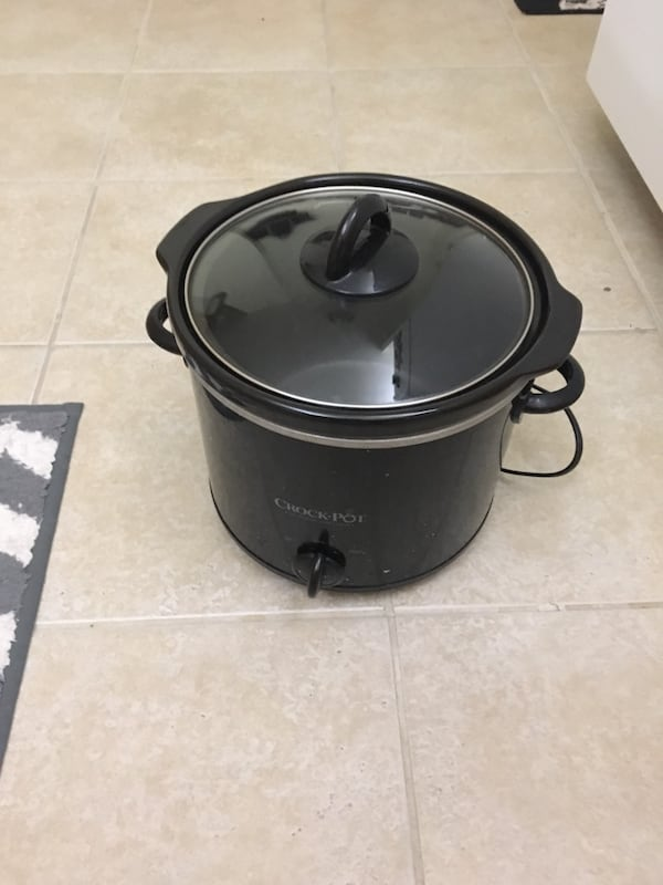 Crock-Pot SCR400-B 4-Quart Manual Slow Cooker, Black b93ec8d6-69b4-4c7d-a5a9-b6a0fb77477b
