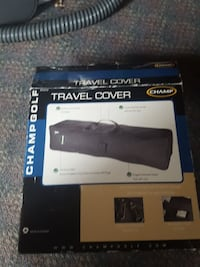 CHAMP GOLF BAG TRAVEL  COVER Decatur, 35601