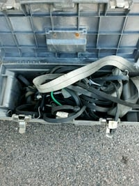 Toolbox + 50 bungee cords
