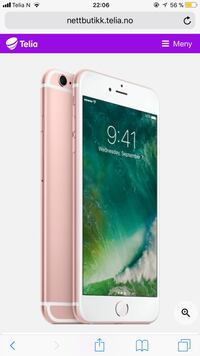 Iphone 6s+ gull 32 gb Drammen, 3034