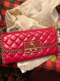 Red Chanel Purse New Westminster, V3M 2W1