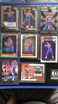 **Basketball Trading Cards**