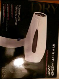 new in box hair dryer