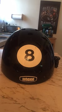 Black 8 Ball Helmet Adult L/XL Vancouver, V5R 4P4