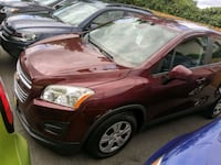 2015 Chevrolet Trax District Heights