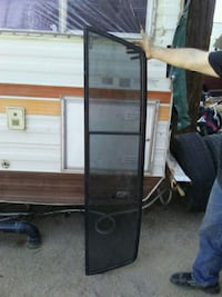Limo tinted rear pickup window with slider. Phoenix, 85015