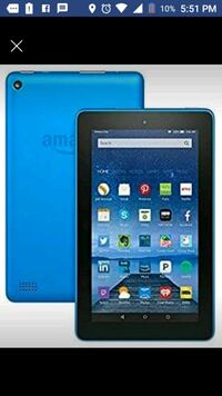 Amazon kindle fire 7, hd Santa Ana, 92705