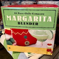 Margarita Blender + Chopper