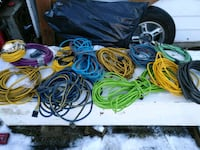 Assorted commercial grade extension cord Edmonton, T5H