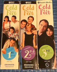 Cold Feet BBC Comedy Import Full Seasons 1-3