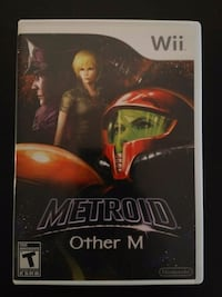 Nintendo Wii Metroid Other M  Vaughan, L4L